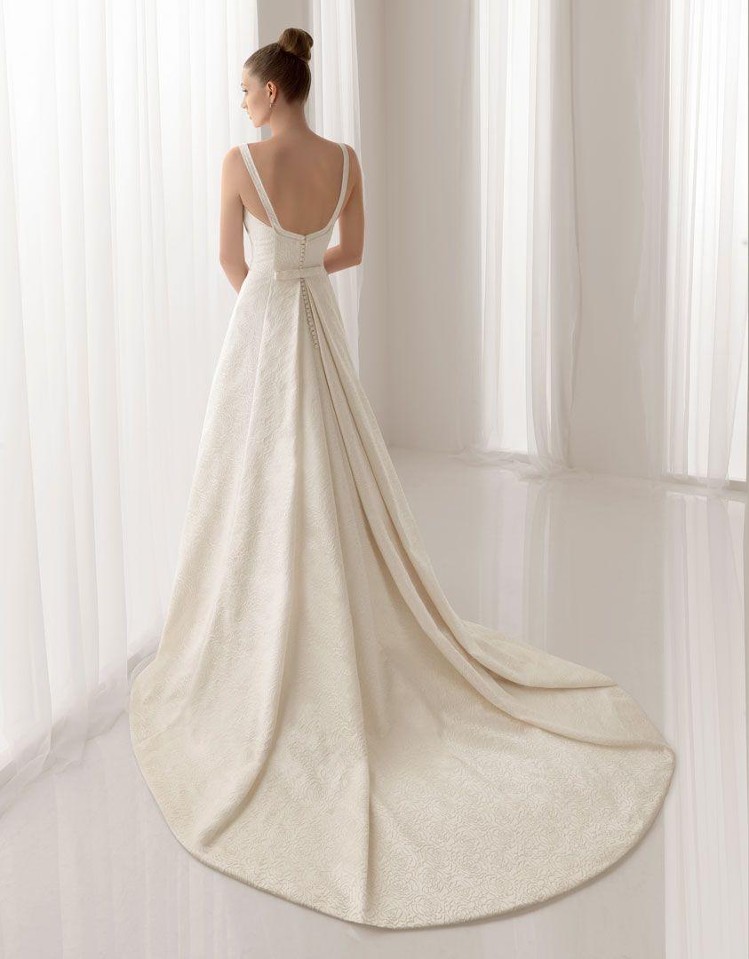 Aire barcelona vintage wedding dress umbral wedding pinterest