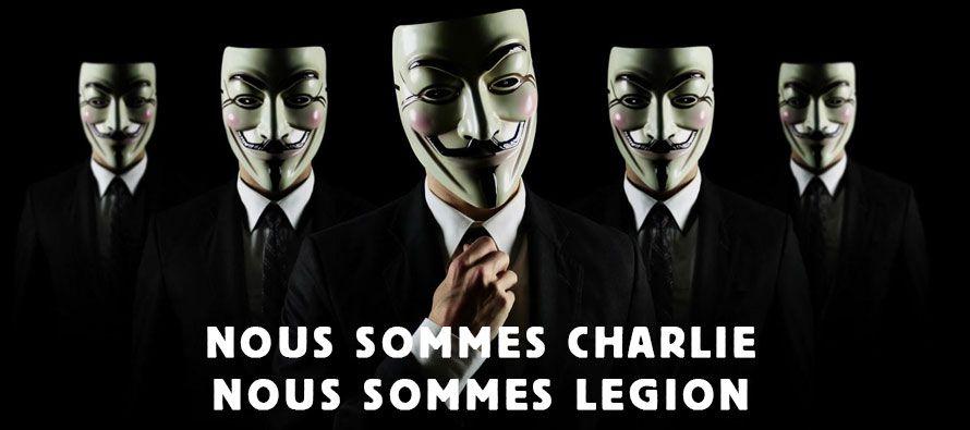 Les Anonymous précisent les détails de l'OpCharlieHebdo à travers deux vidéos, ainsi que la publication de comptes Twitter de djihadistes.