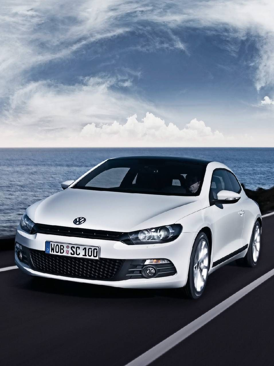 Download Volkswagen Sirocco Wallpaper by Da_ko c0 Free