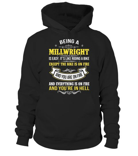 cce8ac121 BEING A MILLWRIGHT FUNNY T-SHIRTS | MILLWRIGHT JOB SHIRTS . Special Offer,  not available in shops Comes in a variety of styles and colours Buy yours  now ...
