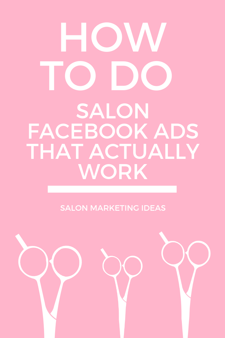 Infographic: The Guide to Facebook Ads for Hair Salons and Beauty