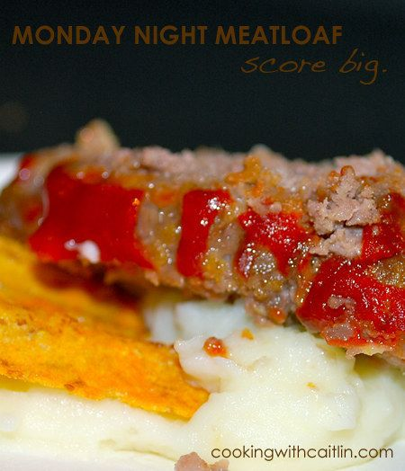 SunChips® Harvest Cheddar Meatloaf