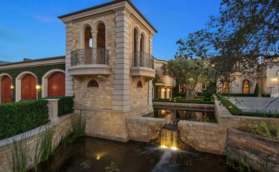 This Jaw Dropping 33 Acre Estate Is Located At 3970 Victoria Lane In Westlake Village California