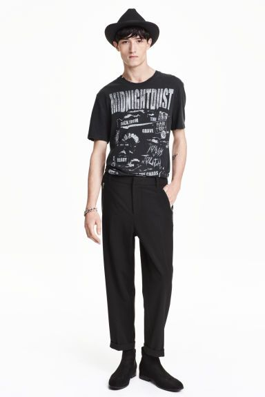 Outlet Store Free Shipping Ebay H&M Cropped chinos Cheap Sale Affordable Sale Official Site Cheap Sale Choice dHgfyvFkvI