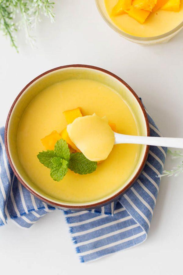 Chinese mango pudding recipe mango pudding puddings and china asian food recipes forumfinder Image collections