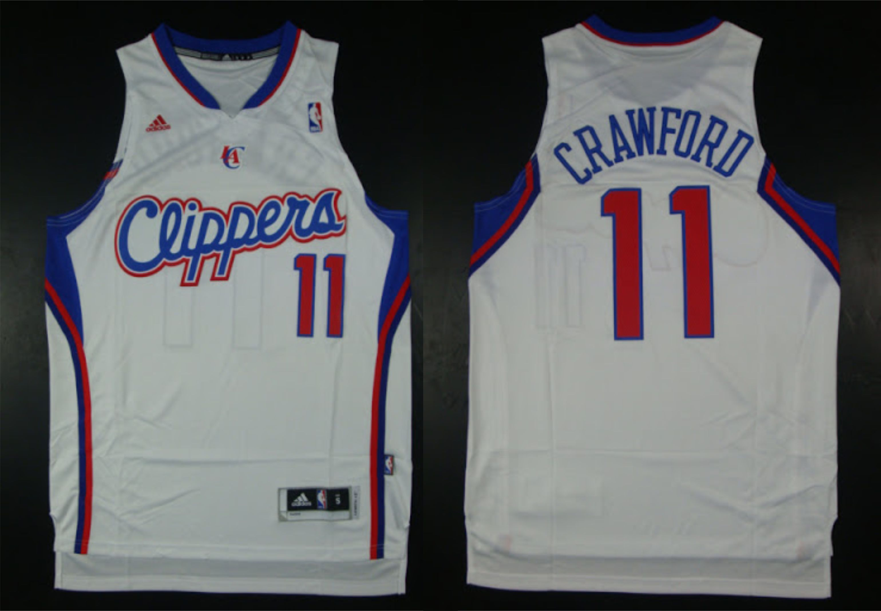 e7bf8a2e Jamal Crawford | NBA Swingman | Los Angeles Clippers, White jersey ...