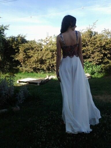 Vestido egresada