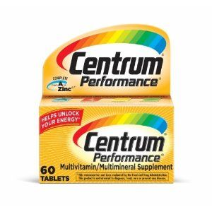 Centrum Performance Multivitamin 60 Count Helps Unlock You Energy Complete From A To Zinc 1 Selling Multivitamin Brandc Multivitamin Centrum Physical Stress