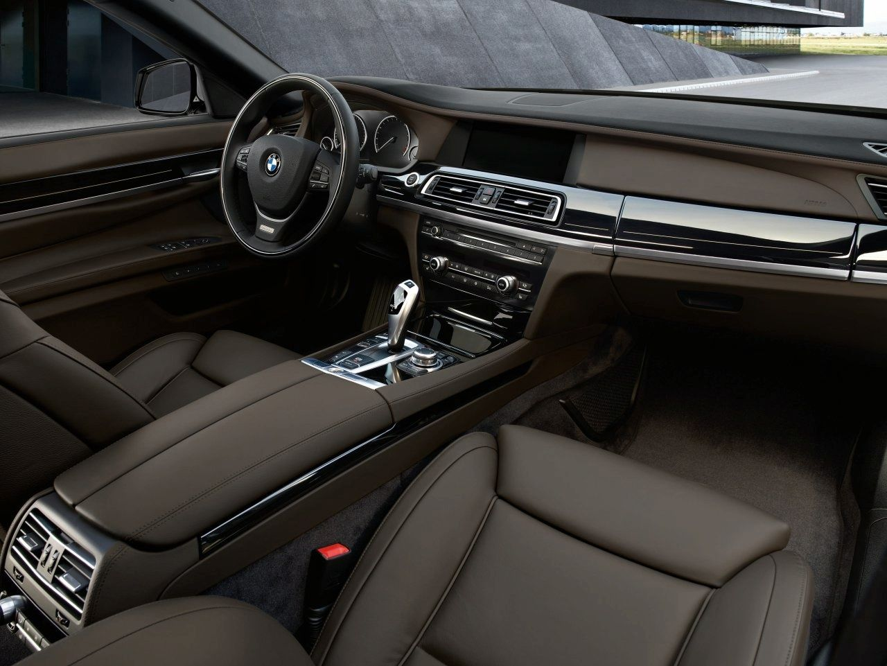 You have to admit bmw has the most tasteful cabin design of any car