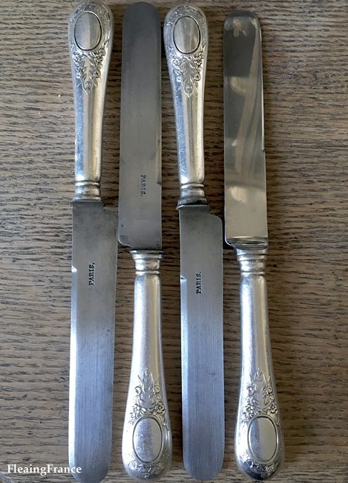 FleaingFrance....Antique French knives