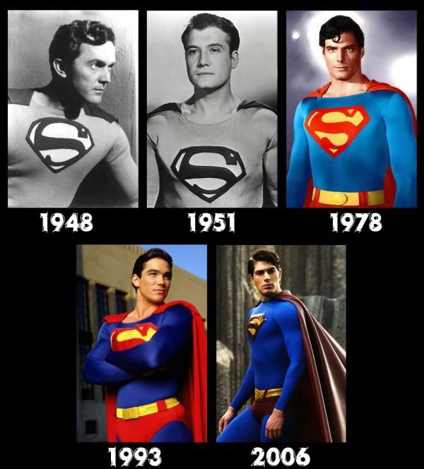Christoper Reeve was the best <3