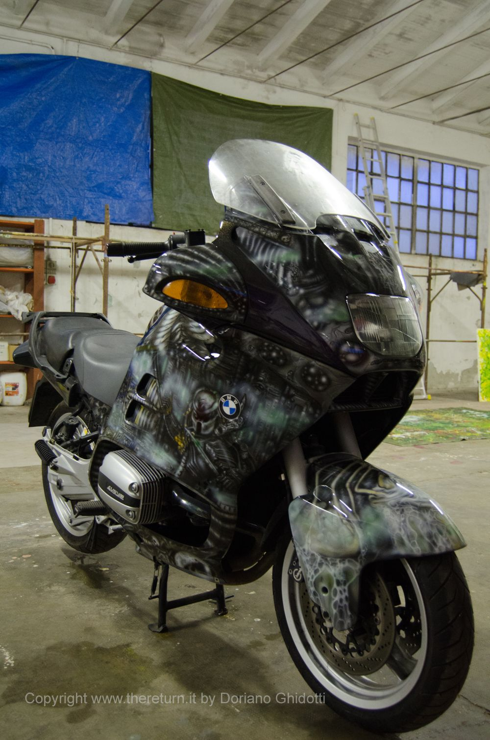 BMW R 850 RT Bmw, Bmw Motorrad
