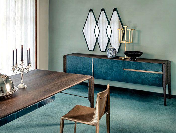 55 Dining Room Wall Decor Ideas For Season 2018  2019 Enchanting Decorating Dining Room Walls 2018