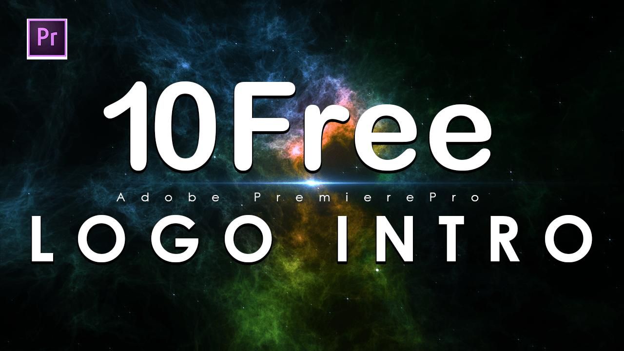 10 Free Amazing Intro Logo Animation Templates for