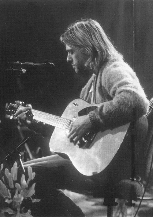 nirvana, Kurt Cobain.