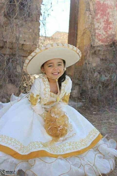 Mi Bebe Hermosa En 2019 Vestidos Mexicanos Para Niña