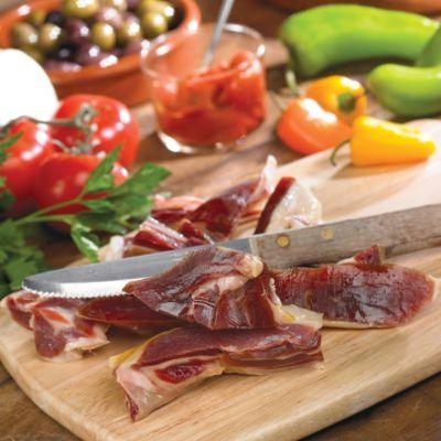 La Tienda Peregrino Serrano Ham Pieces for Cooking (8 oz or larger) | Food. Appetizer recipes. Tuna salad