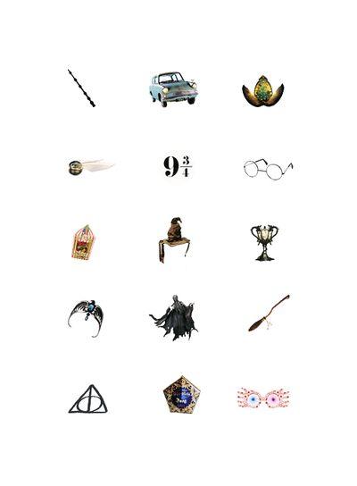 6d9a173316094 harry potter insignia   HARRY POTTER   Pinterest   Harry Potter ...