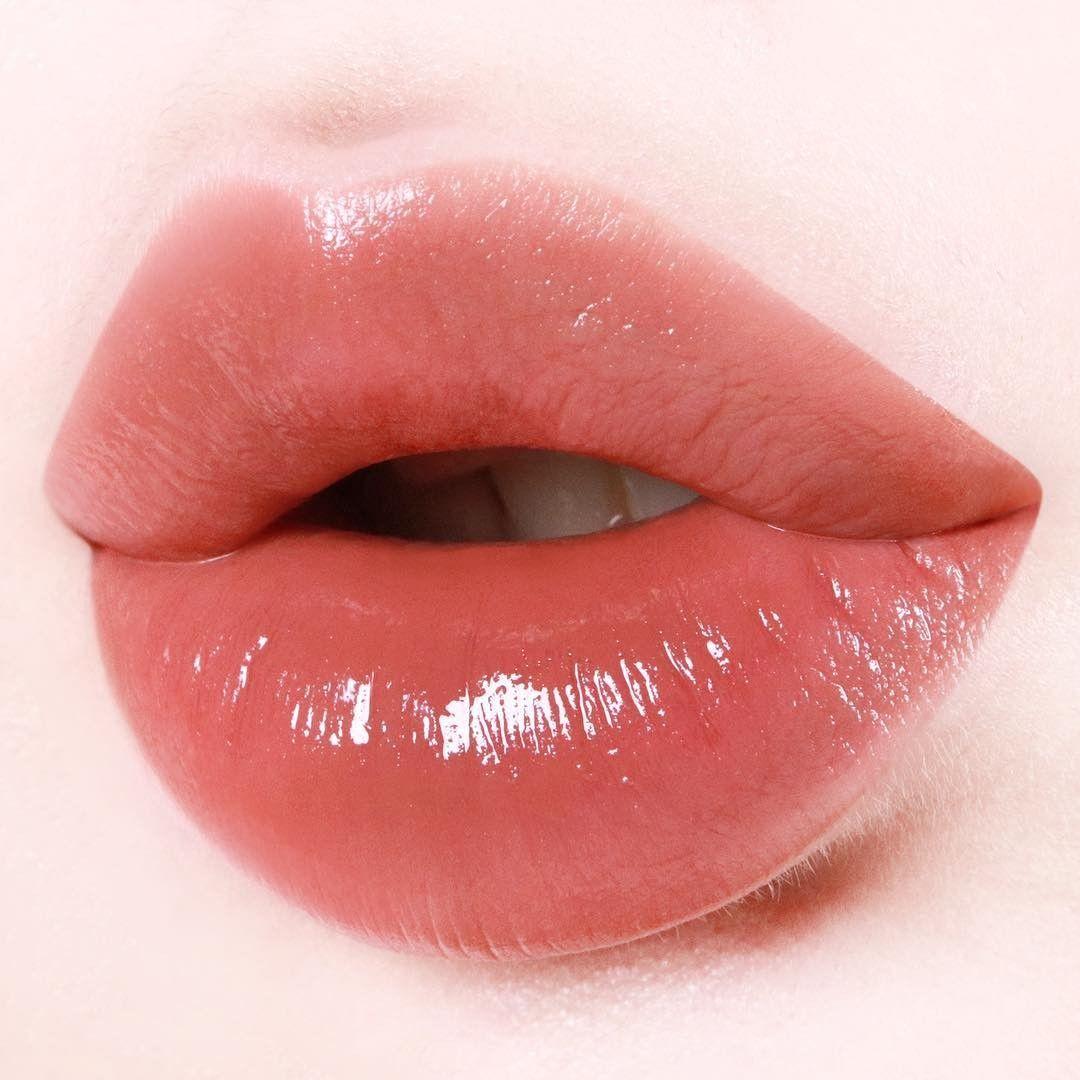 Koreanmakeup Glossy Lipstick Lipstain Kbeauty Makeup