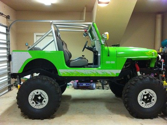 1987 Jeep Wrangler Yj 1 Possible Trade 100318738 Custom Jeep