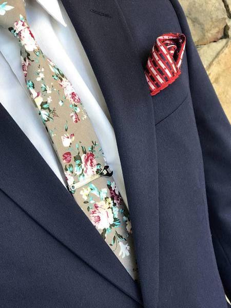 Skinny Floral Tie,Boyfriend Gift Men/'s Gift Anniversary Gift for Men Husband Gift Wedding Gift Gift For Him Groomsmen Gift Gift for Friend