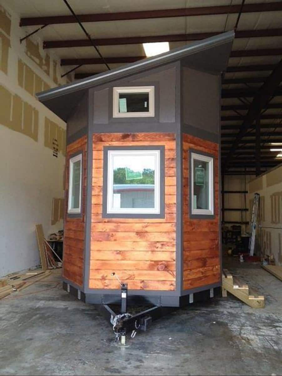 Tiny House Shell Wag2 Tiny House For Sale In