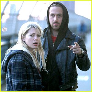 Michelle Williams In Blue Valentine