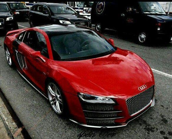 I love Audi's!!<3
