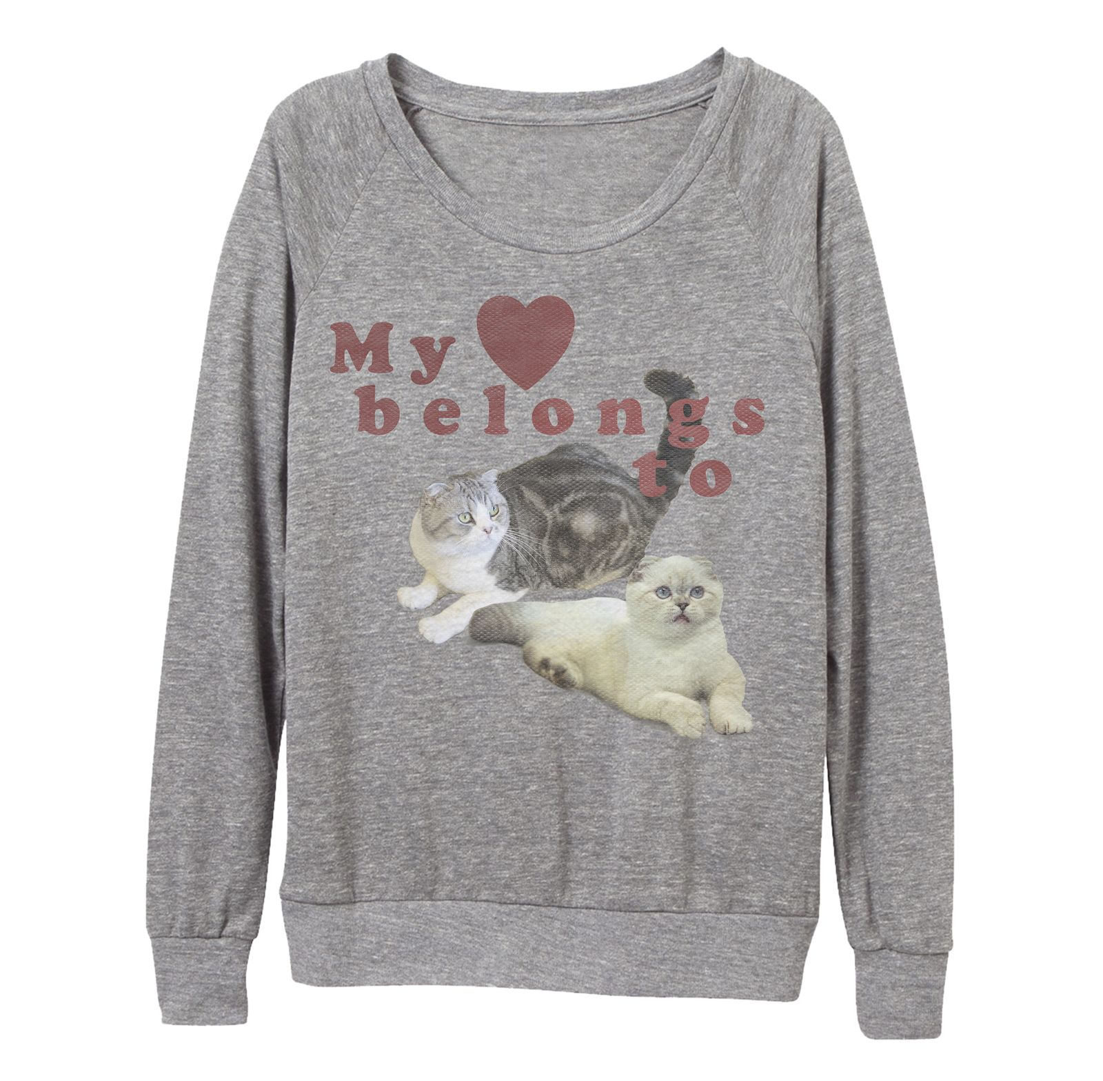 Check out the deal on Light Grey Cats Long Sleeve Shirt at
