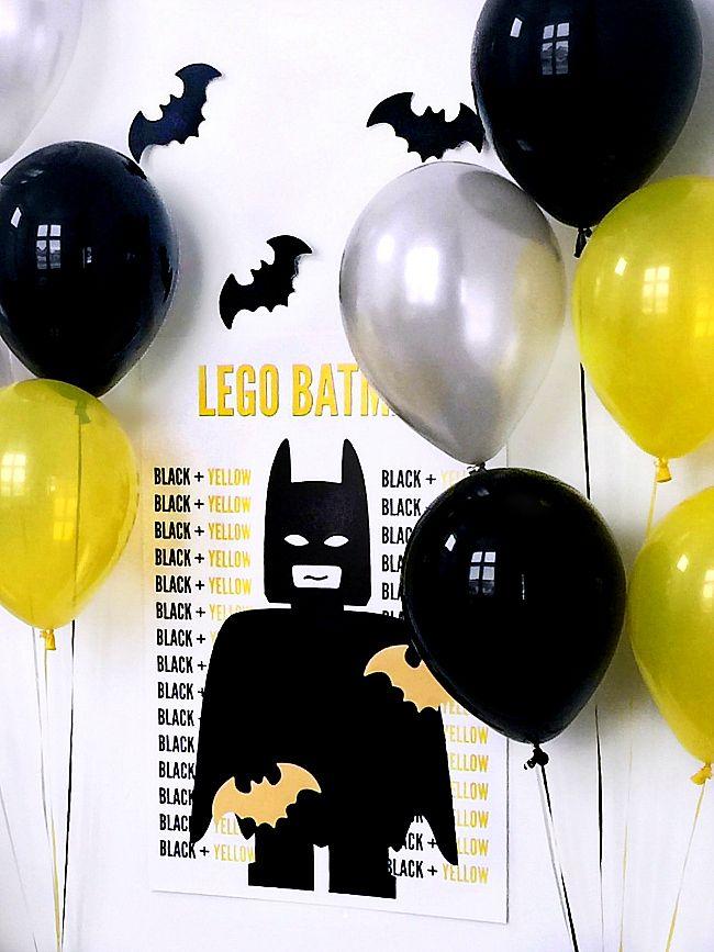 Lego Batman Party Game with free printables   Lego batman movie ...