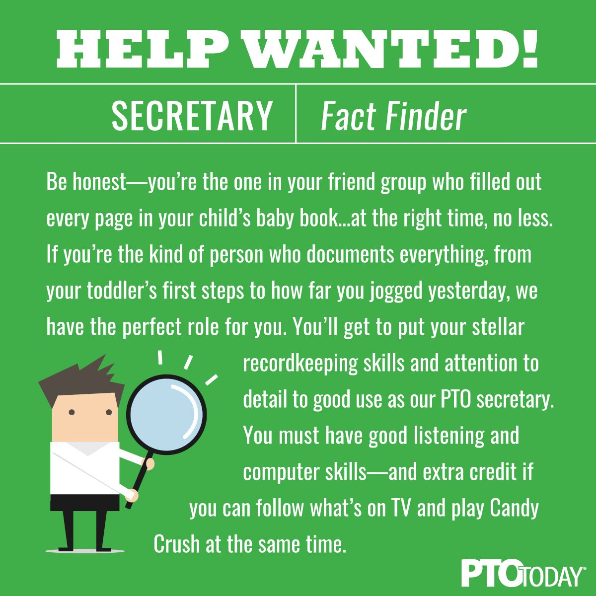 Wanted Pto And Pta Officers Facebook Posts