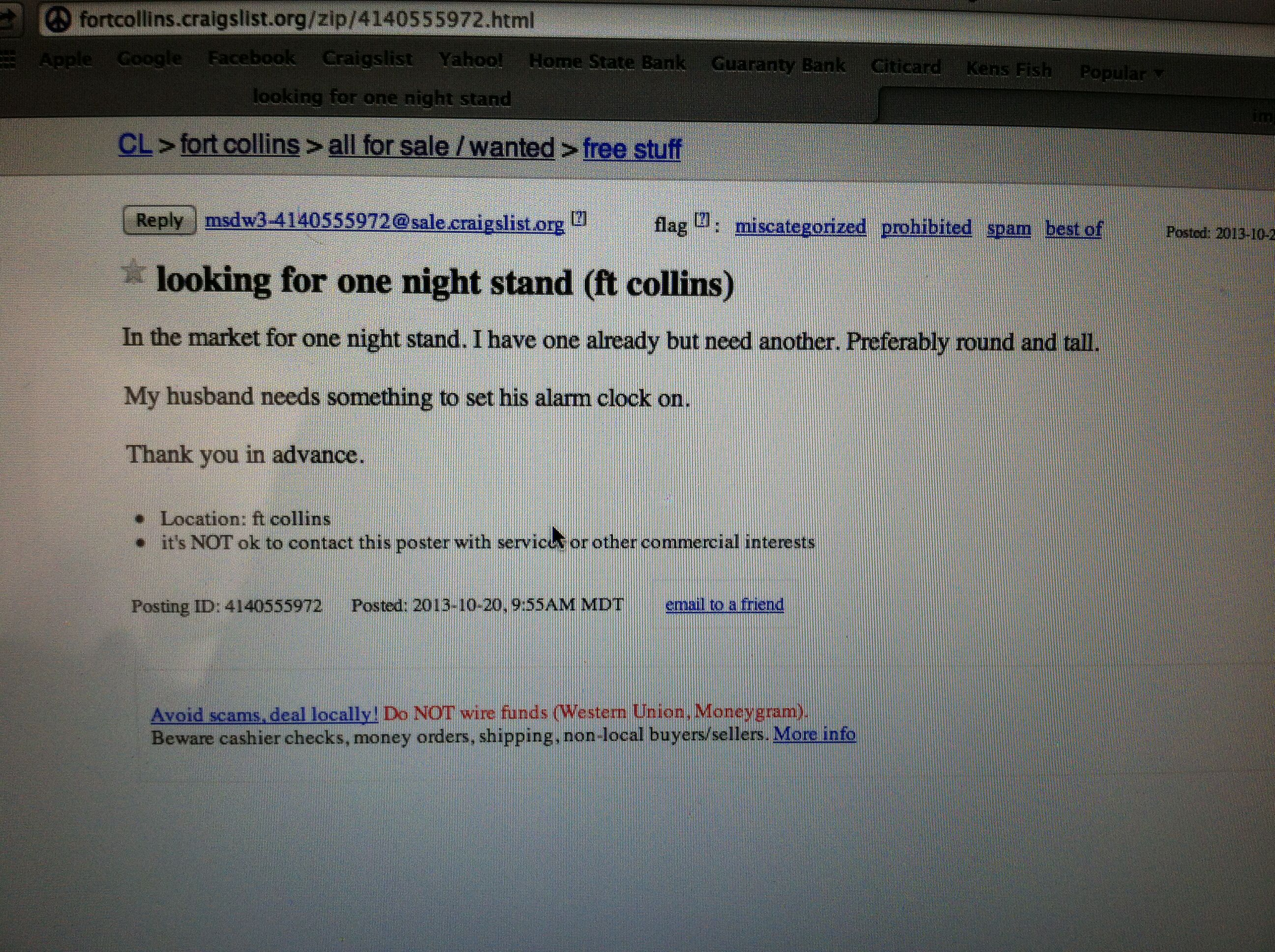 Craigslist Fort Collins Free shipping on many items! craigslist fort collins
