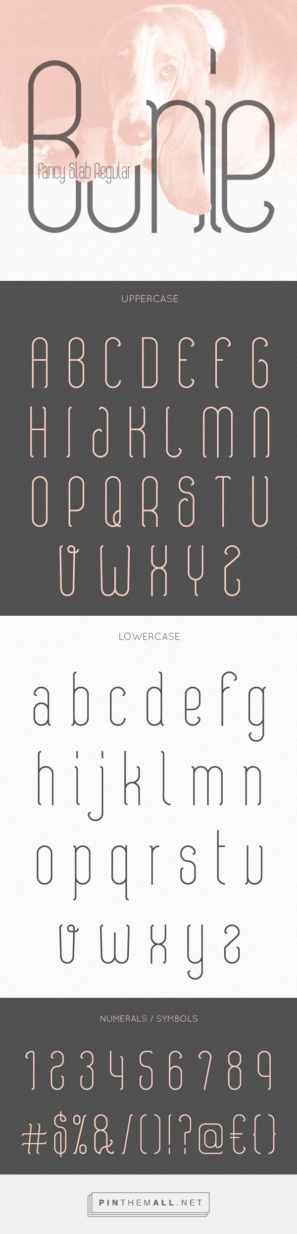 New Functional Free Fonts for Designers | Bonie Free Font | Graphic Design Junction - created via https://pinthemall.net