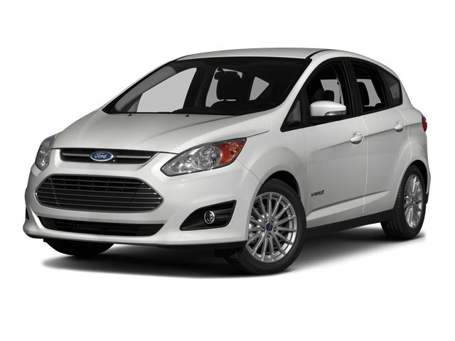 2015 Ford C Max Hybrid Sel Hatchback White Platinum Ferman