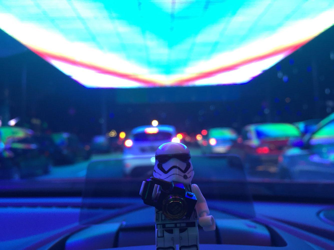 Color of life ⚫️⚪️ #starwarslego  #lego #mirulbricks