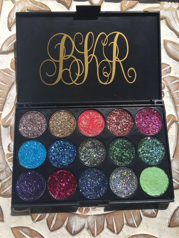 Bkrcosmetics Glitter eyeshadow, Glitter eyeshadow