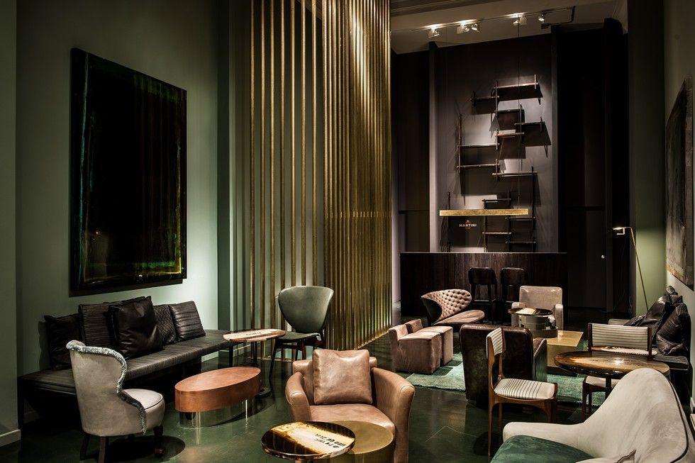 Design News: Baxter New Furniture Store In Milan