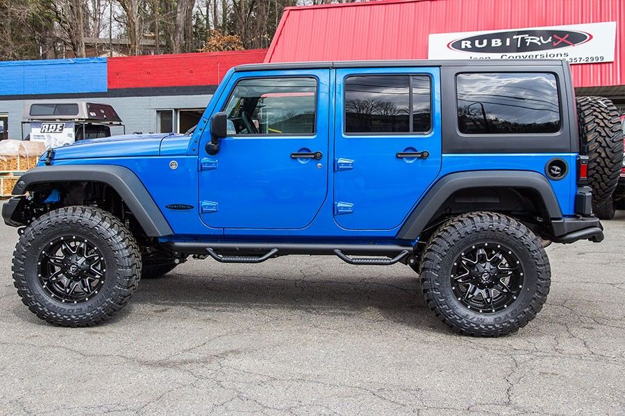 2016 Jeep Wrangler Sport Unlimited Hydro Blue