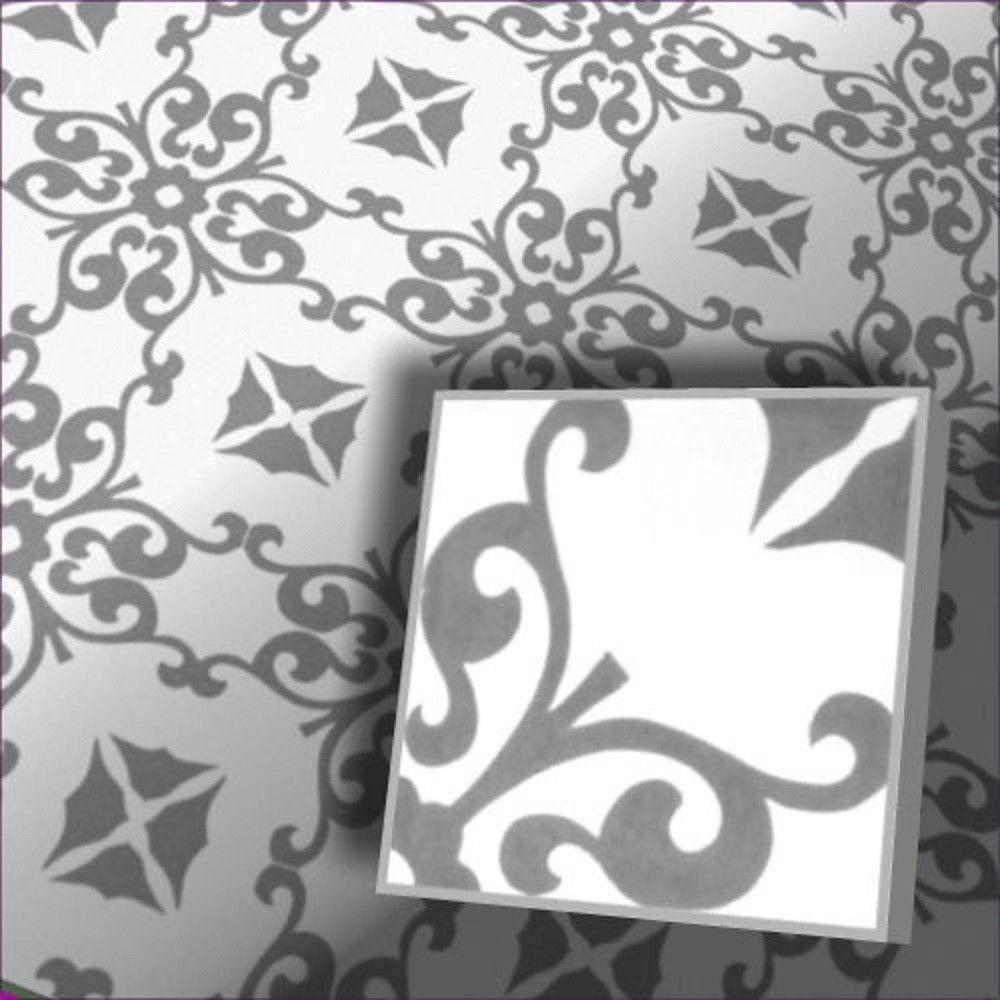 Details zu 1m² Jugendstil Fliesen Steinzeug Fliesen Zementfliesen ...