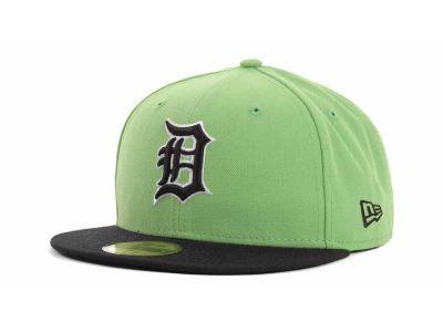Detroit Tigers New Era MLB BW 2 Tone 59FIFTY Cap  e8b8d4906b21