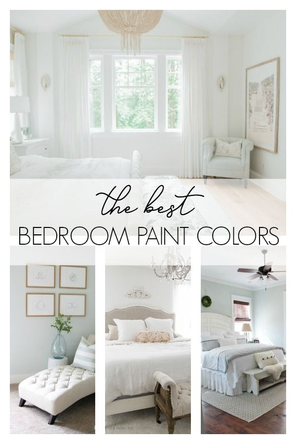 11 Beautiful and Relaxing Paint Colors for Master Bedrooms images
