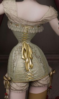 doll corsets - Google Search