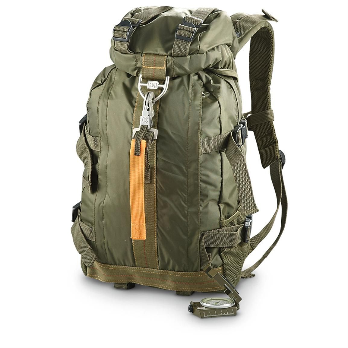 parachute sportsmansguide backpack pack flight