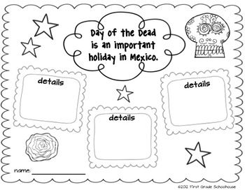 Lesson plan including a variety of FDS clip art frames
