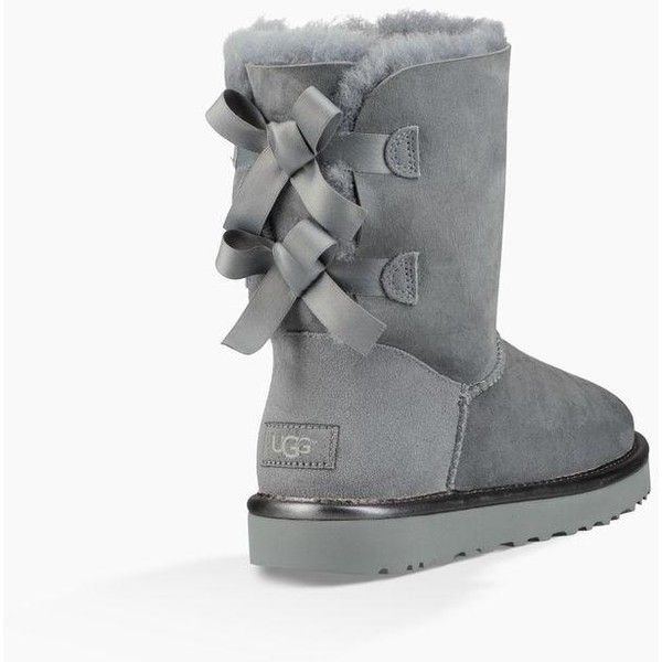 Women's Bailey Bow II Metallic Boot | UGG® Official | UGG.com ($100