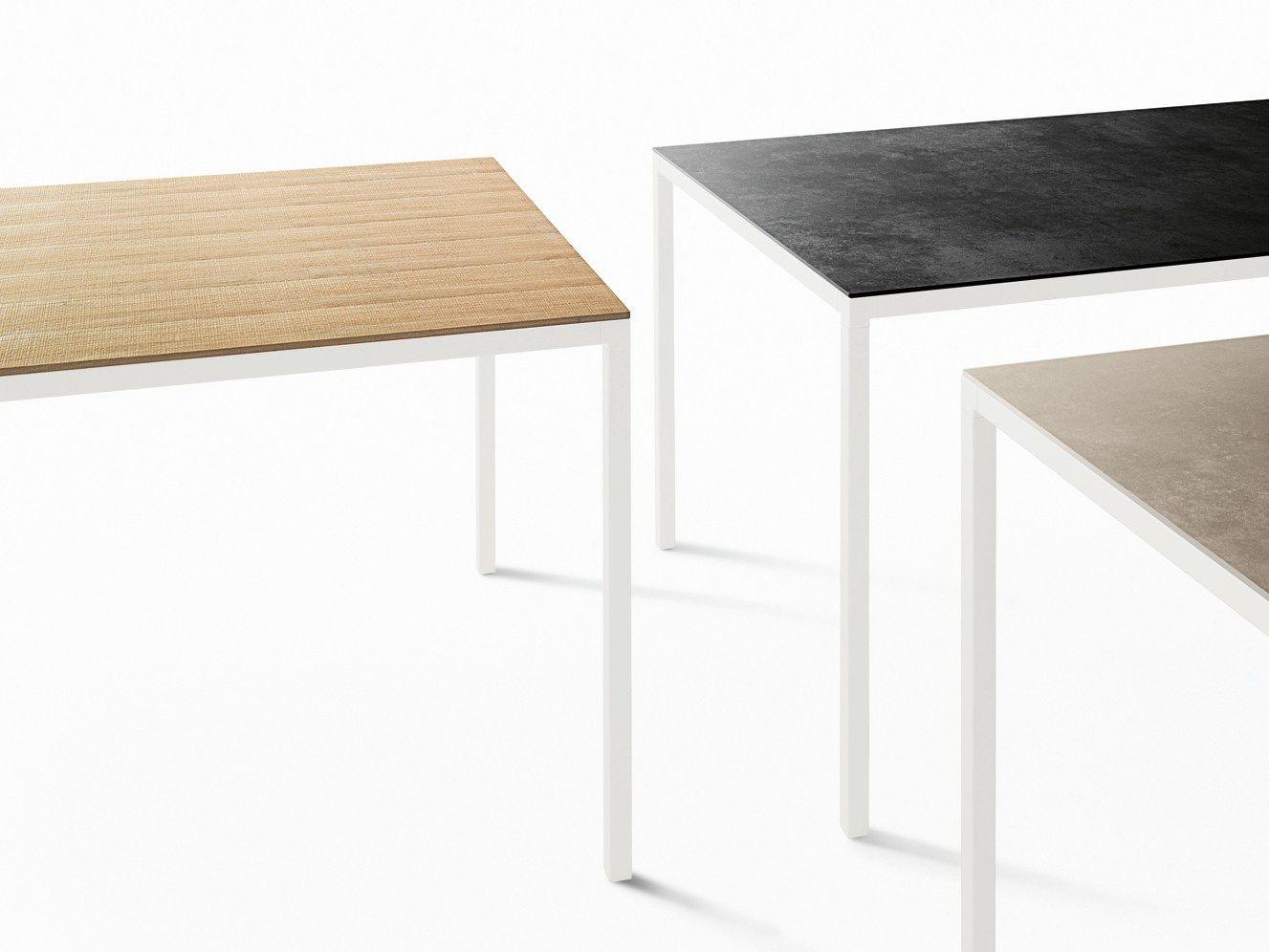 Tavolo Desalto ~ Mesa rectangular helsinki home by desalto diseño caronni