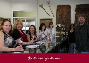 Sip California Wine Divas at Bokisch Vineyards Lodi, CA  SipCalifornia.com http://sipcalifornia.com/2017/06/27/award-winning-summer-wines-bokisch-vineyards/
