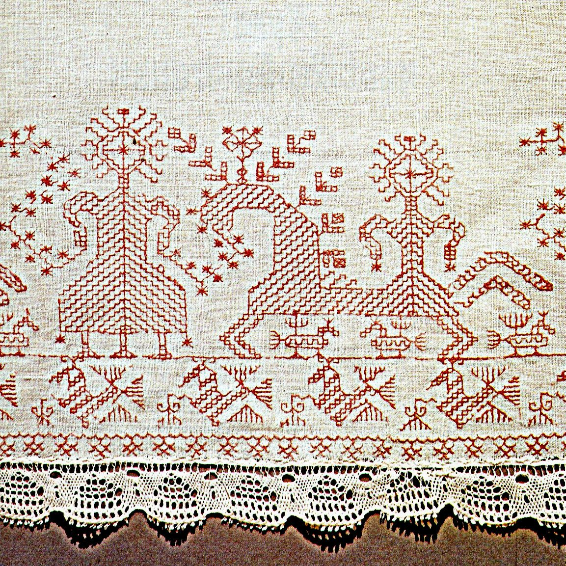 embroidery and other textiles\