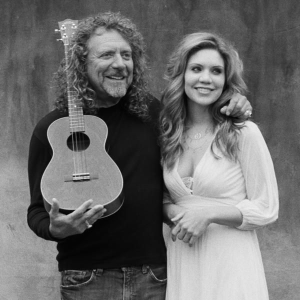 Robert Plant + Ukulele