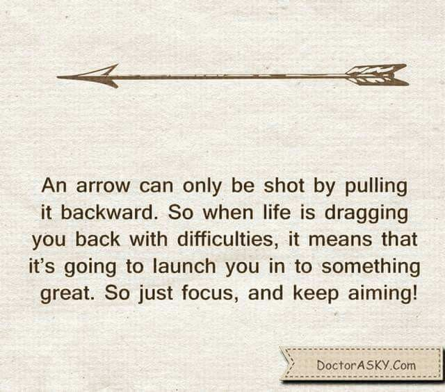 Arrow Quotes Life Interesting Pinelizabeth Lesko On Quote Of The Day  Pinterest